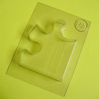 """Пластиковая форма для мыла """"Пазл арт-0104"""""""