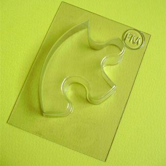 Пазл арт-0107 - пластиковая форма