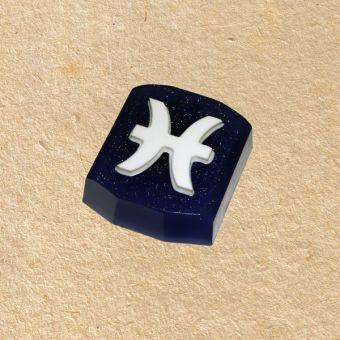 Зодиак, арт-0212 - пластиковая форма Рыбы