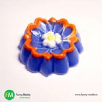 Форма для мыла Цветок ED