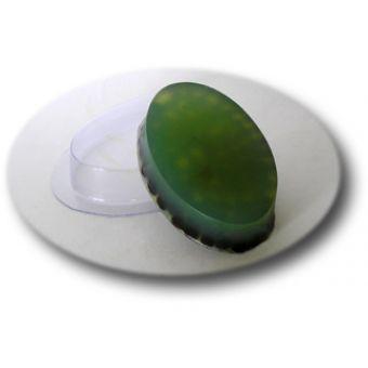 Овал малый(mf) - пластиковая форма