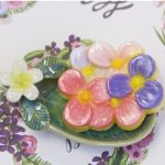 Полевые цветы (pc) - пластиковая форма