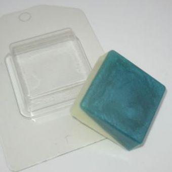 Мини Квадрат - пластиковая форма