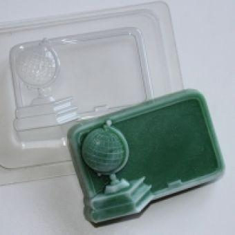 Школьная доска - пластиковая форма