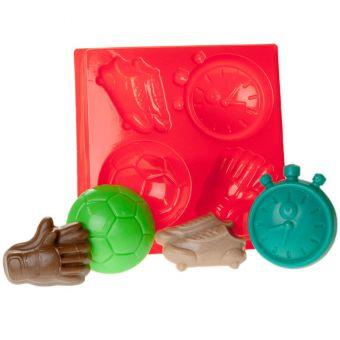 МК Футбол - пластиковая форма