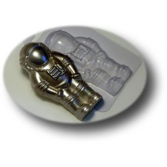 Астронавт - пластиковая форма mf