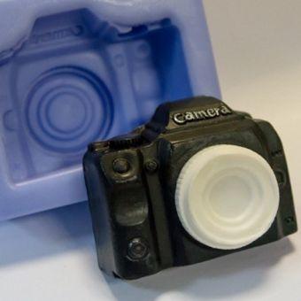 Камера 3D - силиконовая форма