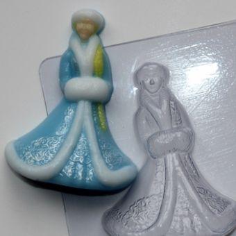 Снегурка(ed) - пластиковая форма