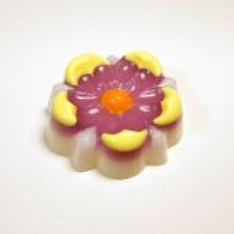 Цветок Декор  арт.0302 - пластиковая форма ED