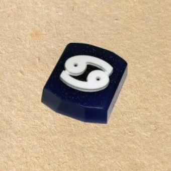 Пластиковая форма для мыла - Зодиак Рак