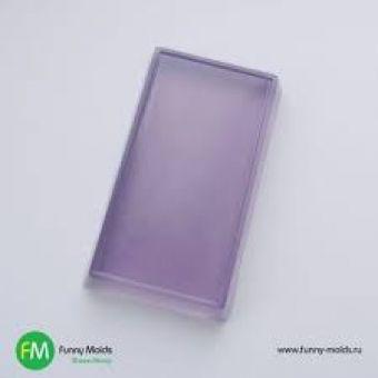 """Пластиковая форма для мыла """"Классика арт. 0406"""""""