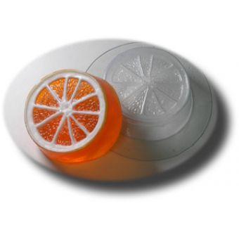 """Пластиковая форма для мыла """"Апельсин (mf)"""""""