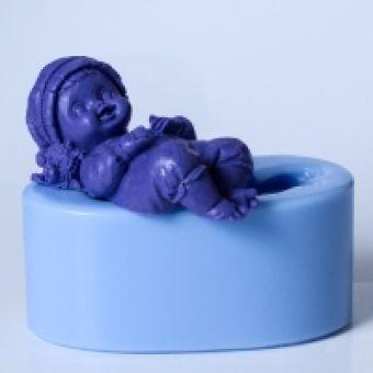 Мальчик- силиконовая форма