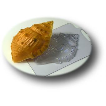 Морская ракушка малая - пластиковая форма