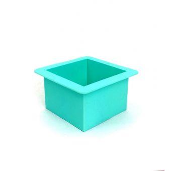 """Силиконовая форма для мыла """"КУБ"""