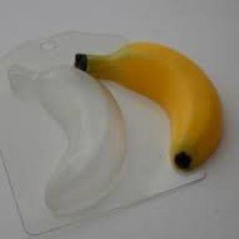 Банан - пластиковая форма