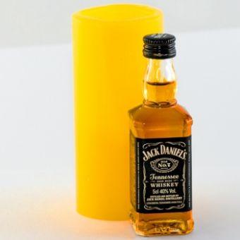 Бутылочка 3D, силиконовая форма