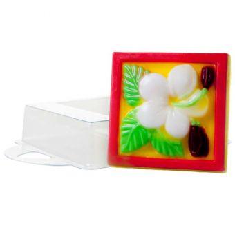 Цветок Франжипани (РС) - пластиковая форма