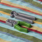 """Пластиковая форма для мыла """"Инструменты 2 (pc)"""""""