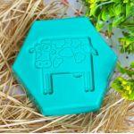Силиконовый штамп для скрапбукинга - Корова