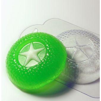 Морская звезда (mf) - пластиковая форма