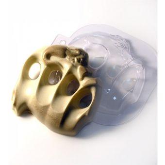 Кастет-брутал MF - пластиковая форма
