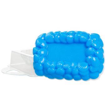 Привет с курорта (ракушки) - пластиковая форма pc