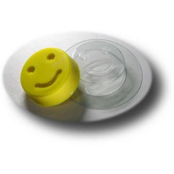 Смайлик (mf) - пластиковая форма