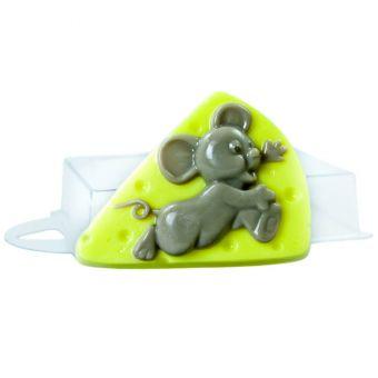 Сырная мышка (pc) - пластиковая форма