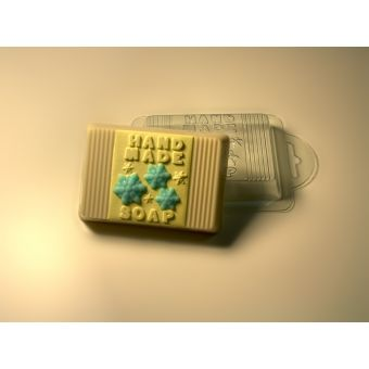 Hand Made Soap - пластиковая форма