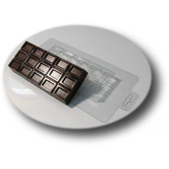 Большая шоколадка - пластиковая форма