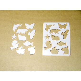Декор-набор «Животные 1»