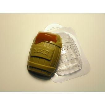 Бочка меда MF - пластиковая форма