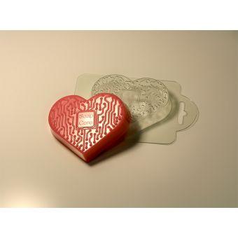 Любовь айтишника - пластиковая форма