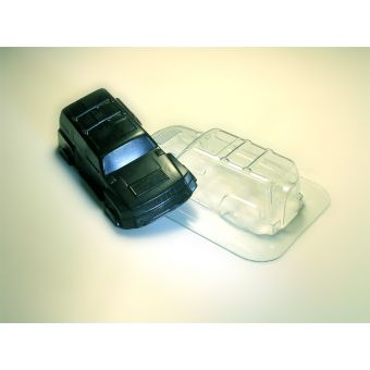 Джип 1 (mf) - пластиковая форма