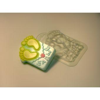 Малыш - пластиковая форма