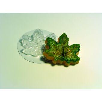 Кленовый лист (pc) - пластиковая форма