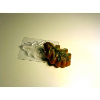 Дубовый лист MF - пластиковая форма