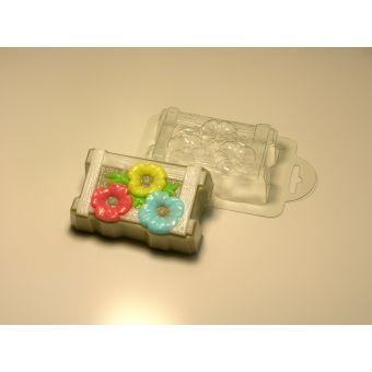 Петуния - пластиковая форма mf