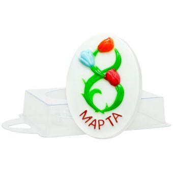 Букет 8 Марта(pc) - пластиковая форма