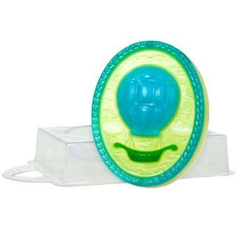 """Пластиковая форма для мыла """"Вокруг света"""" pc"""