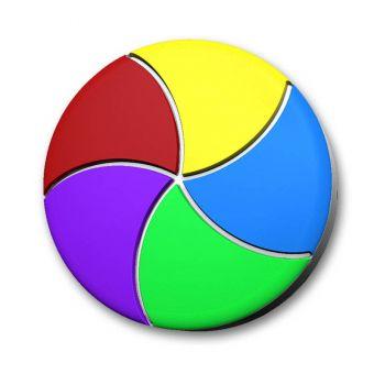 Спираль винт (pc) - пластиковая форма