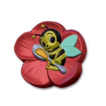 Веселая пчелка(pc) - пластиковая форма