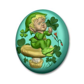 Ирландский Эльф - пластиковая форма