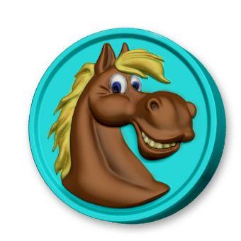 """Пластиковая форма """"Мускулистый конь (pc)"""""""