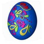 Яйцо Сердечки (РС)- пластиковая форма