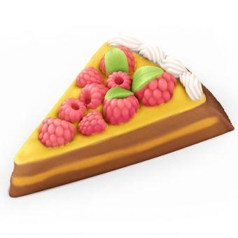 Тортик с малиной (pc) - пластиковая форма
