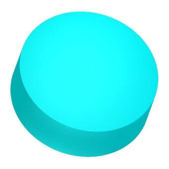 Круг 8 см Силиконовая форма