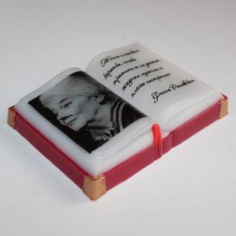 Книга - пластиковая форма