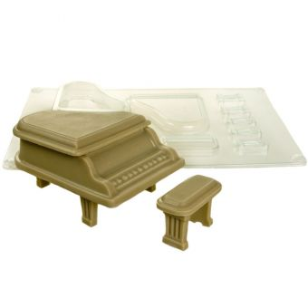Рояль PC - форма пластиковая